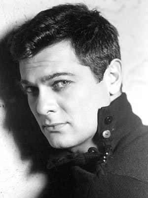 Tony Curtis: Hollywood's most famous 'pretty boy,' a moniker he spent his whole life running from, but there was nothing effeminate about him. Even in Some Like It Hot, where he was prettier than Marilyn Monroe, whom he was courting while being forced to dress in drag, he was hysterically macho. - Ronni