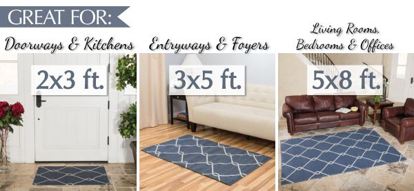 Standard Rug Sizes