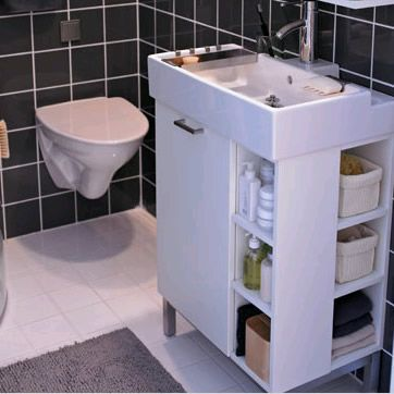17 best ikea bathroom vanities images on pinterest | bathroom