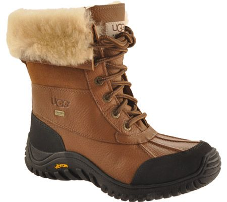 UGG Adirondack Boot II - Otter with FREE Shipping & Returns. All the elements are in place to keep your feet warm, dry and comfortable. The Cold Weather