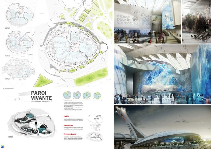 AZPML and KANVA Reimagine Montréal's Biodome in Winning Competition Design
