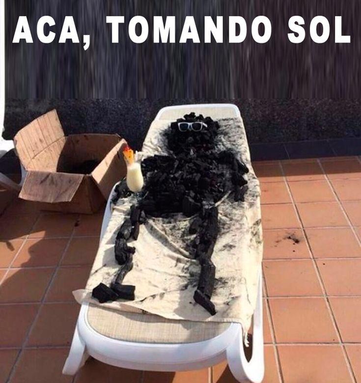 Calor  #gracioso #humores