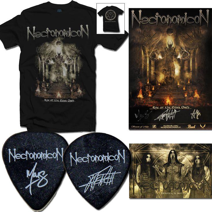 NecronomicoN - Rise of the Elder Ones - Bundle – Band-Brand