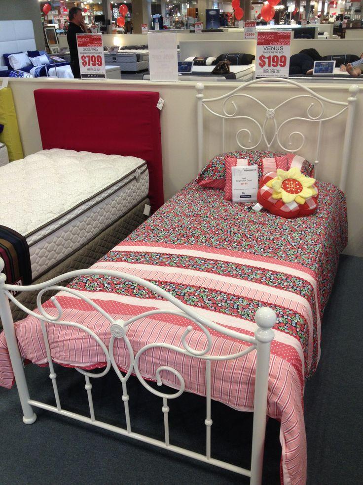 Vintage bed - Domayne