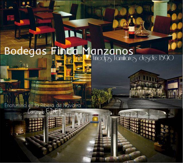 Consorcio Eder: 26 Municipios de la Ribera de Navarra » Bodegas Finca Manzanos de Azagra; Una bodega navarra donde disfrutar de una jornada ...