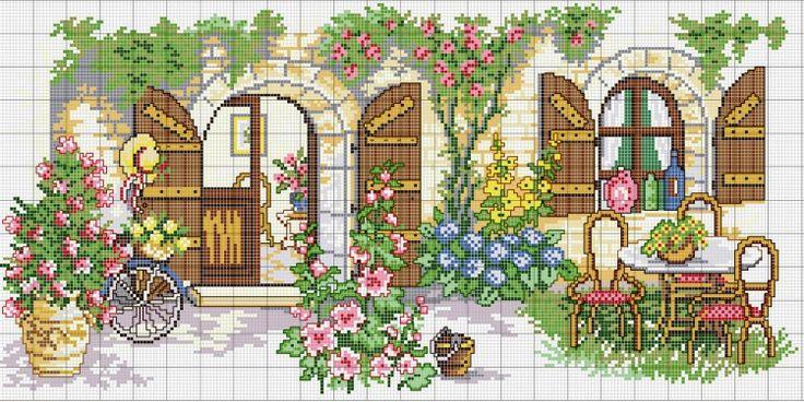 Gallery.ru / Фото #5 - двери заборы - irisha-ira