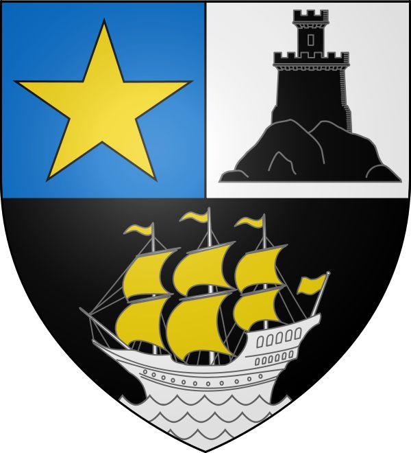 Wapen van Rochefort (Charente-Maritime)