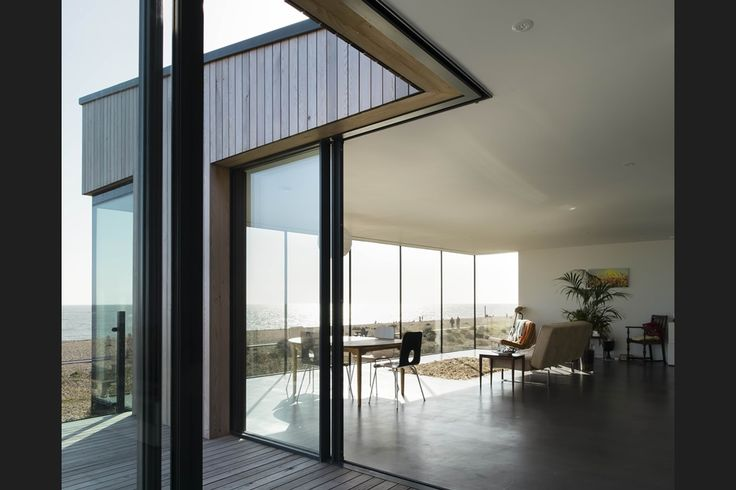 ABIR's Shoreham house is clad with pebbles colour-matched to the beach | Building | Architects Journal