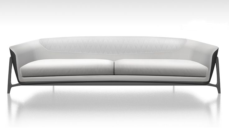 Lap of Luxury - Mercedes Benz is unveiling a line of furniture.  What's next - apparel?