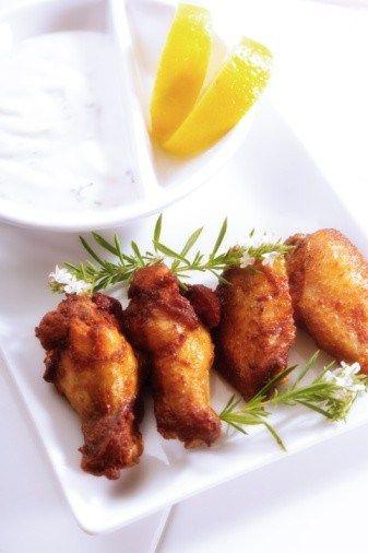 Жареные куриные крылышки с медом и соевым соусом рецепт – закуски. «Афиша-Еда»
