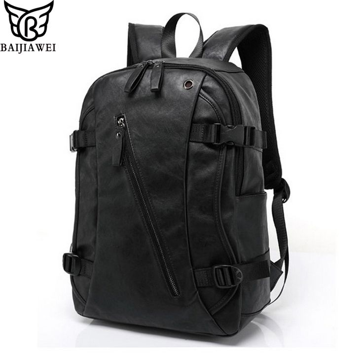 $49.98 (Buy here: https://alitems.com/g/1e8d114494ebda23ff8b16525dc3e8/?i=5&ulp=https%3A%2F%2Fwww.aliexpress.com%2Fitem%2FBAIJIAWEI-2016-Hot-Sale-Mix-Cow-Leather-Backpacks-Men-s-Fashion-Backpack-Travel-Bags-Western-College%2F32671469844.html ) BAIJIAWEI 2016 Hot Sale Mix Leather Backpacks Men's Fashion Backpack & Travel Bags Western College Style Bags Mochila for just $49.98
