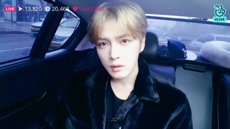 JaeJoong재중 171224 VLive Surprise for fans
