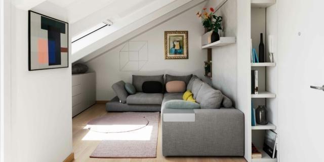 80 Mq Una Casa Per Due Perfetta Per Fare Inviti Arredamento