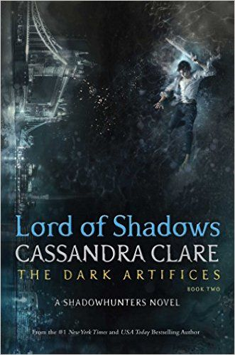 Cassandra Clare's Lord of Shadows is a top new book to read for fans of teen and YA book series.