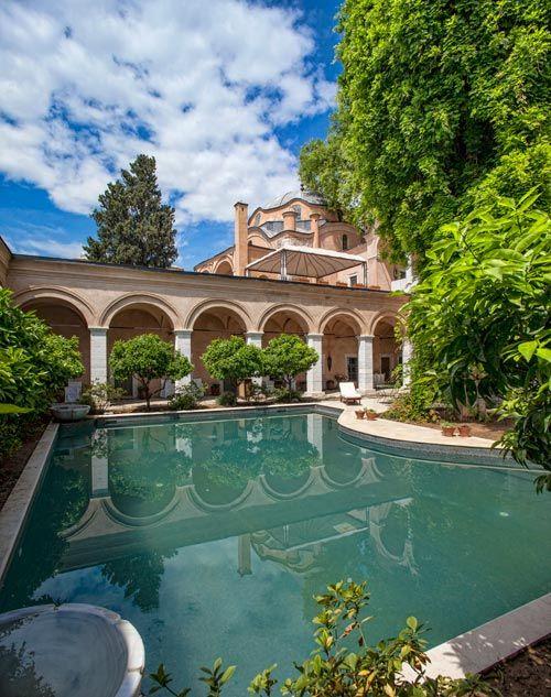 Imaret: Most Popular Greek Historic Hotel, Conde Nast Traveller Readers' Choice Awards 2012