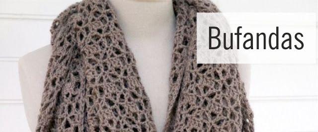 Mejores 44 imágenes de Crochet/Dos Agujas: Cuellos/Gorros/Bufandas ...