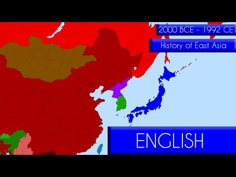 History of East Asia - 4000 years - YouTube