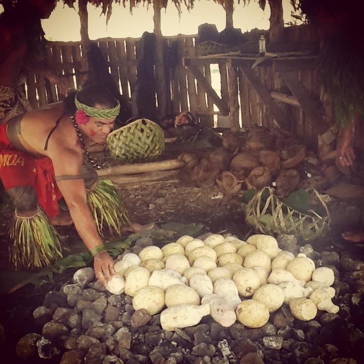 During your visit to Samoa, make sure to check out our Samoa Tourism Authority Cultural Village. This is located in Apia behind the STA Information Fale. Here, you will see how samoan food is prepared, how fire was made before lighters came about, how to climb a coconut tree, traditional tattooing, cultural dancing, weaving, and you even get to sample the food. The Cultural village is open on selected days, so be sure to pop into our STA information fale for further information.