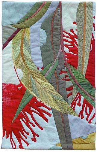 Ruth de Vos - celebrating a wonderful world in stitch