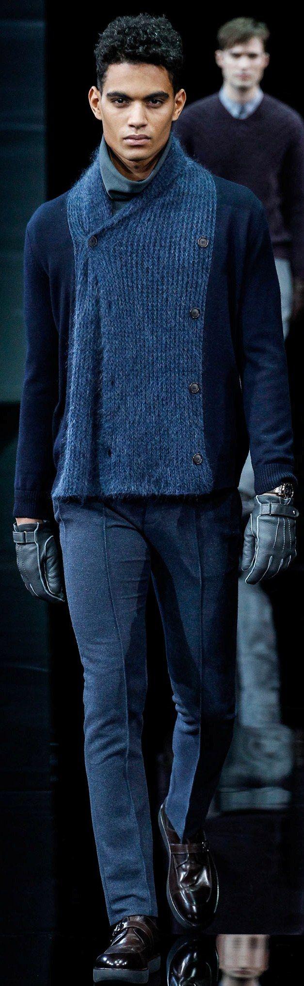 www.2locos.com Giorgio Armani Menswear Fall-Winter