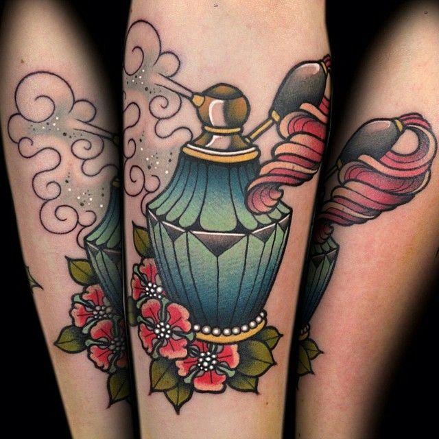 ARTIST: @spinsterette Everything I post here is copyright of the artist who tatt…  – tattooinspo