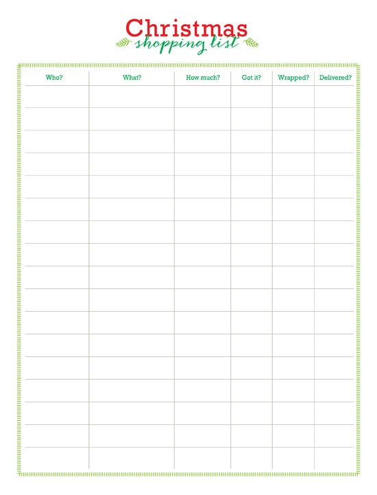 free printable christmas shopping list from amy johnson she wears