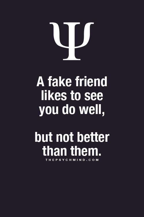 Yes ! If someone is competing with you - they aren't your friend .
