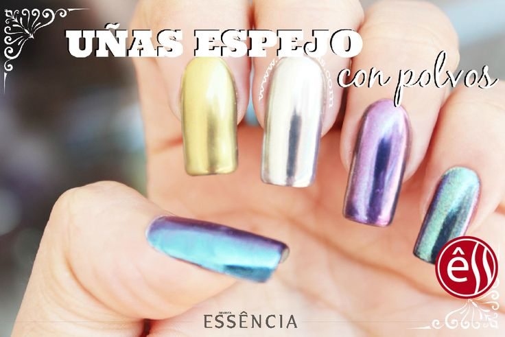 Tendencia en uñas! #revistaessencia #moda #beautiful #followme  #follow4follow  #girls #makeup #makeuptutorial #hairstyle #felizmartes #girl #maquillaje #ultimamoda #tutorials #outfit #fashion #summer  #Nails #nailsart#nailstutorial