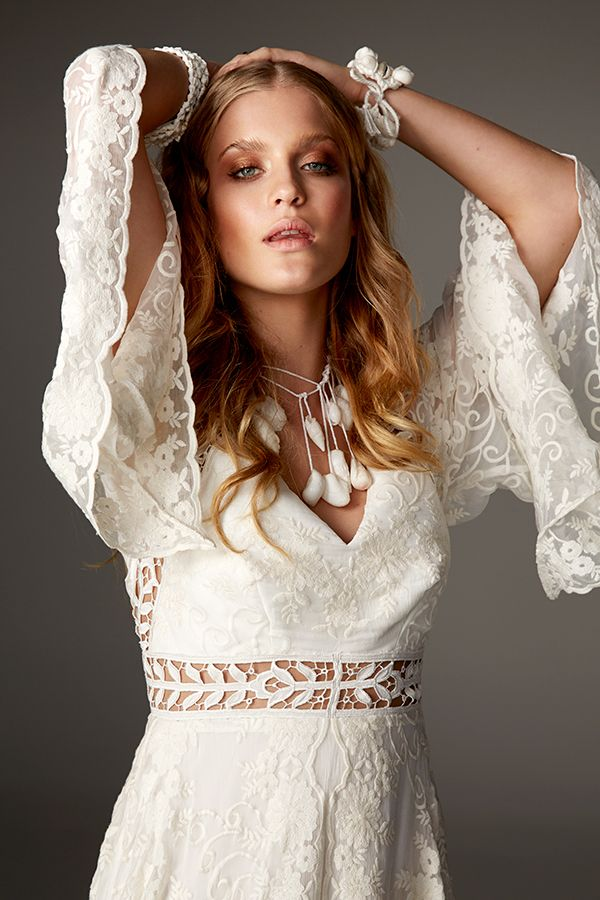 Rue De Seine Wedding Dresses 2017   New York Bridal Fashion Week - Love4Wed