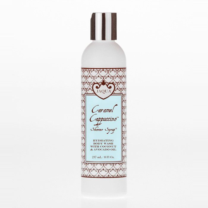 Caramel Cappuccino Hydrating Shower Syrup