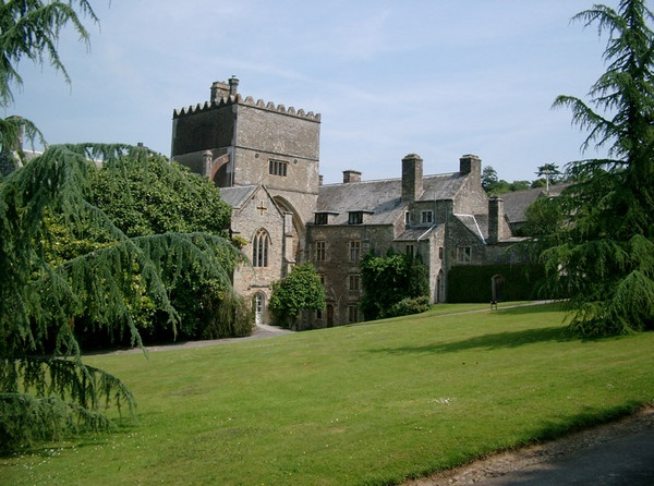 Buckland Abbey : Yelverton Devon England