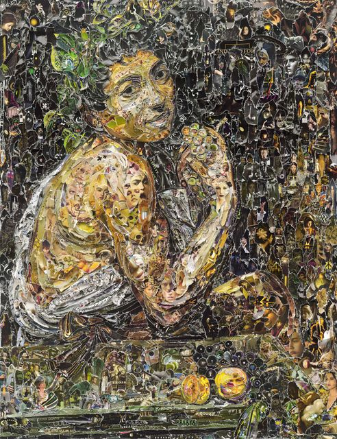 Artsy Editorial: Vik Muniz and the Art of Copying