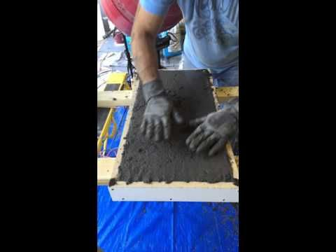 How to do Concrete Countertops - Bower Power
