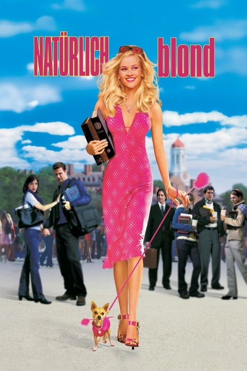 Watch Legally Blonde (2001) Full Movie Online Free