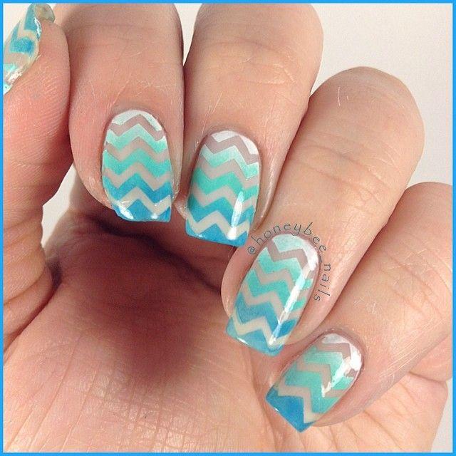 honeybee_nails #nail #nails #nailart