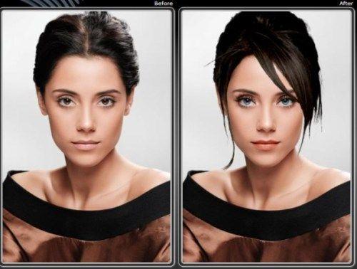 Para hacerte un cambio de look virtual, esta herramienta online te va ayudar a probar nuevos estilos con solo subir tu foto.