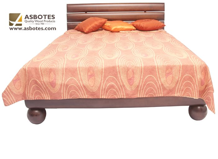 Lee Bed (Double) (Exclude bedding & mattress) Available in various colours. For more details contact us on (021) 591-0737 or go to our website www.asbotes.com