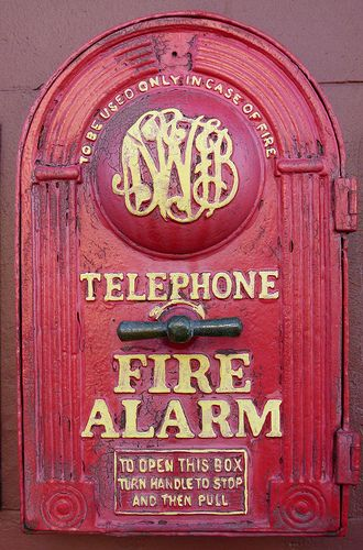 Antique Fire Alarm 36 ΧΡΟΝΙΑ ΠΥΡΟΣΒΕΣΤΙΚΑ 36 YEARS IN FIRE PROTECTION FIRE - SECURITY ENGINEERS & CONTRACTORS REFILLING - SERVICE - SALE OF FIRE EXTINGUISHERS www.pyrotherm.gr www.pyrosvestika.com www.fireextinguis... www.pyrosvestires.eu www.pyrosvestires...