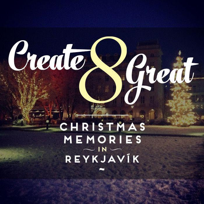 Spend Christmas in a Winter Wonderland. Must dos when visiting Iceland in December | Unlocking Kiki