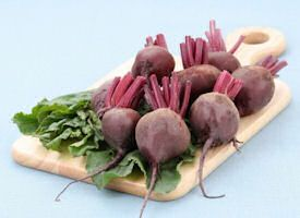 How To Cook Beets {5 Ways + Tips}  Once you taste a fresh, baked or roasted beet you'll never be able to face those wimpy canned beets again!