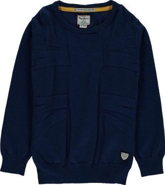 Pepe Jeans Kelton Sweatshirt Navy blue `4 years,6 years,8 Fabrics : Knitted cotton Details : Straight cut, Round neckline, Long sleeves, Ribbing Composition : 95% Cotton, 5% Cashmire http://www.comparestoreprices.co.uk/january-2017-7/pepe-jeans-kelton-sweatshirt-navy-blue-4-years-6-years-8.asp