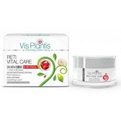Vis Plantis Reti Vital Care Nährende Anti-Falten- Nacht Creme Retinol + Adenosin, 50ml