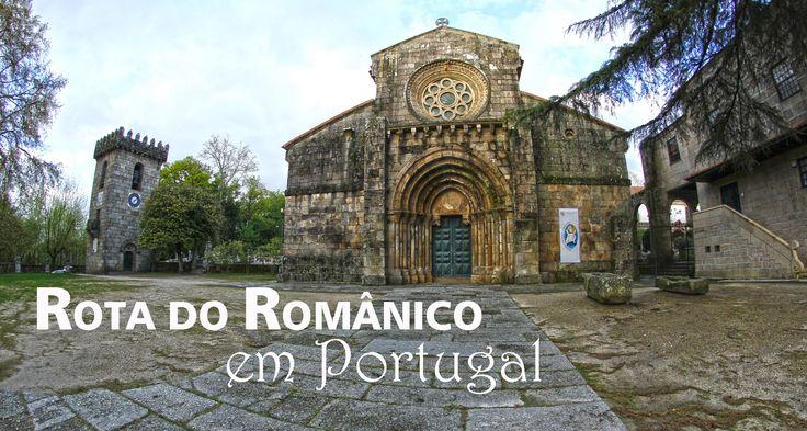 A Rota do Românico é um conjunto de três rotas que permitem conhecer o melhor da arquitectura românica no norte de Portugal.