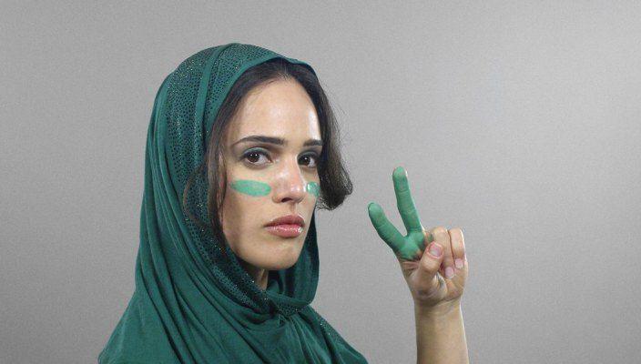 Стандарты красоты за 100 лет: Иран (видео)