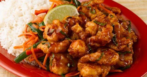 Pei wei mongolian chicken recipe