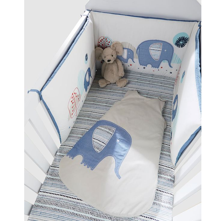 Schönes Kinderzimmer von vertbaudet Tour de lit bébé