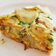 The Comfort of Cooking » Potato Frittata
