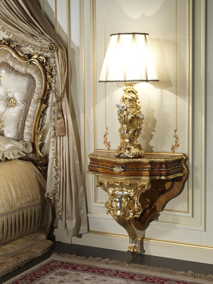 1000 ideas about classic furniture on pinterest luxury - Chambre a coucher baroque ...