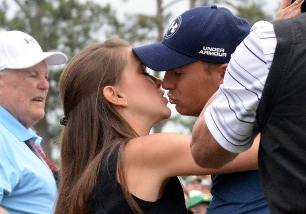 jordan spieth masters girlfriend - Google Search