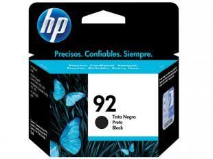 Cartucho de Tinta Preto - HP 92 C9362WB